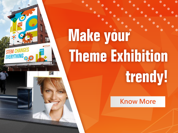 More About Our Products - Museum(Theme Exhibition)