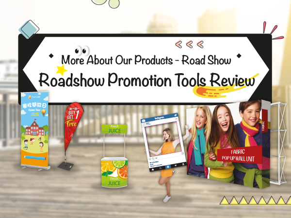 More About Our Products – Roadshow